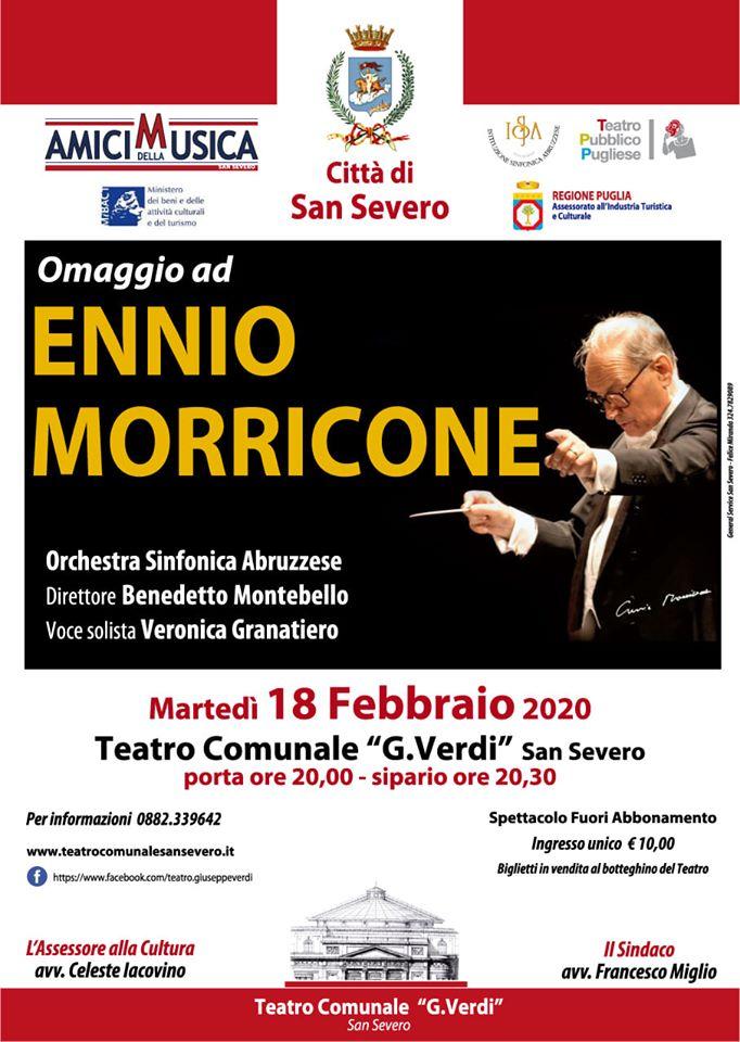 omaggio ad Ennio Morricone